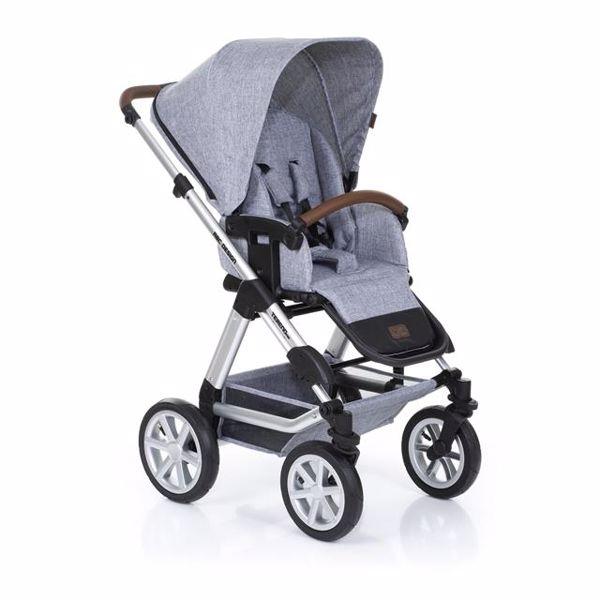 ABC Design Tereno Air Graphite Grey detský kočík - Brendon - 152496