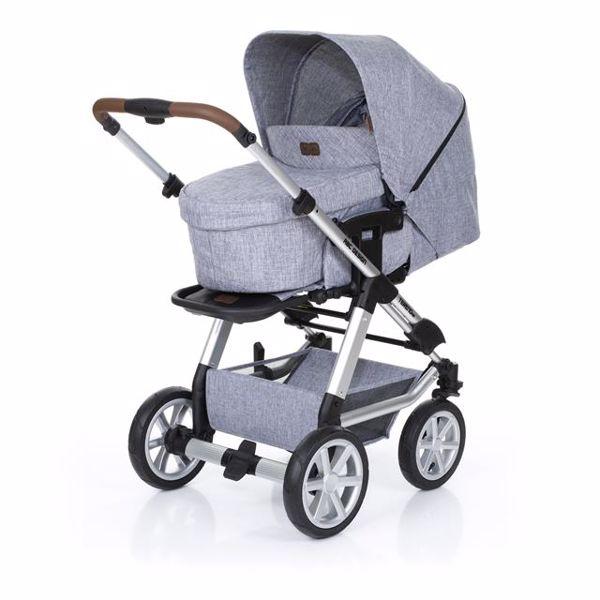 ABC Design Tereno Air Graphite Grey detský kočík - Brendon - 152497