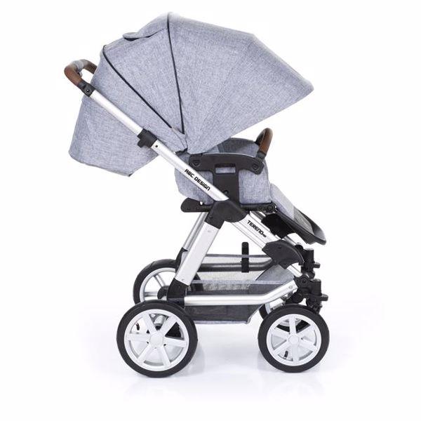 ABC Design Tereno Air Graphite Grey detský kočík - Brendon - 152499