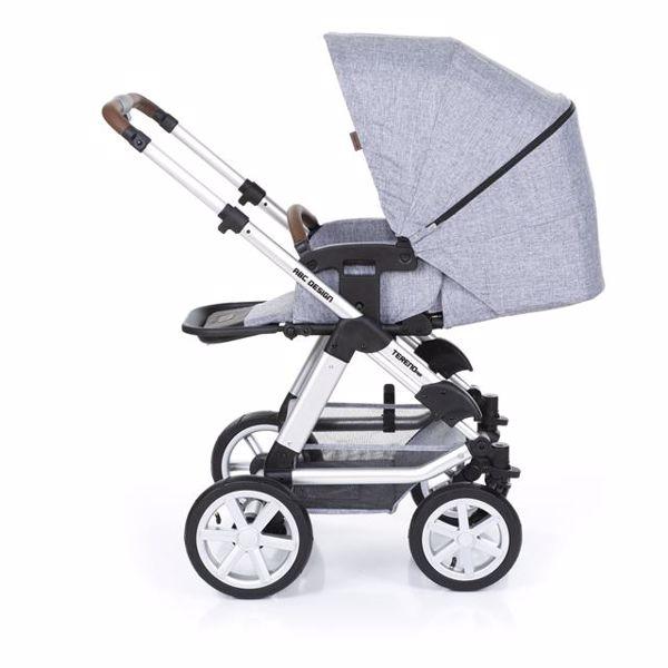 ABC Design Tereno Air Graphite Grey detský kočík - Brendon - 152501