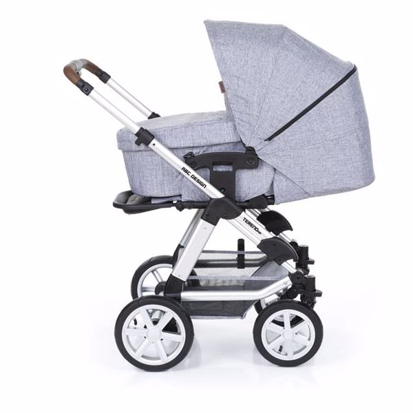 ABC Design Tereno Air Graphite Grey detský kočík - Brendon - 152502