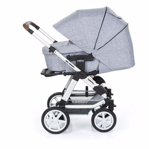 ABC Design Tereno Air Graphite Grey detský kočík - Brendon - 152503