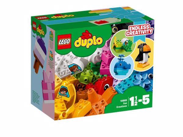 LEGO DUPLO Fun Creations 10865  stavebnica - Brendon - 155120