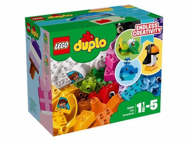 LEGO DUPLO Fun Creations 10865  stavebnica - Brendon - 155121