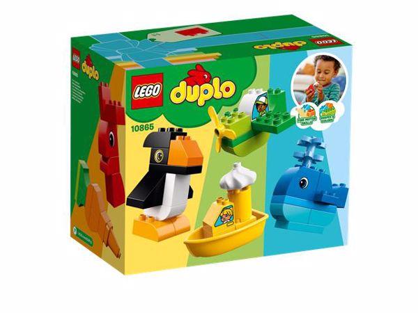 LEGO DUPLO Fun Creations 10865  stavebnica - Brendon - 155122