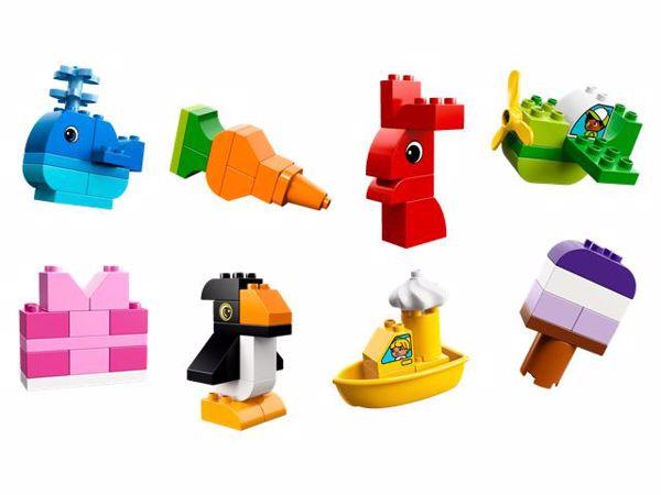 LEGO DUPLO Fun Creations 10865  stavebnica - Brendon - 155123