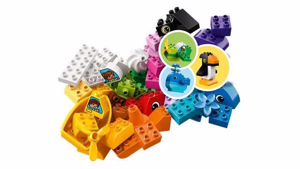 LEGO DUPLO Fun Creations 10865  stavebnica - Brendon - 155124