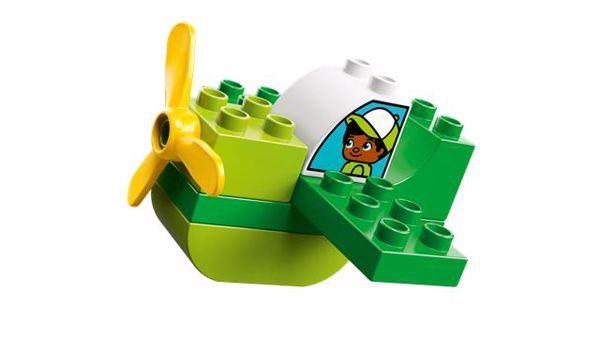 LEGO DUPLO Fun Creations 10865  stavebnica - Brendon - 155126