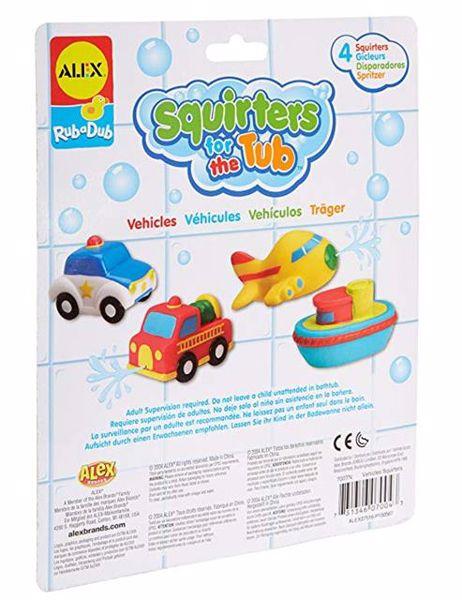 Alex Squirters Transportation  hračka do vody - Brendon - 156263