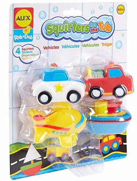 Alex Squirters Transportation  hračka do vody - Brendon - 156264