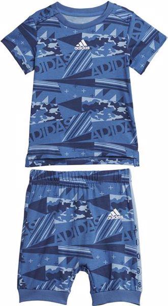 adidas CF7420 Blue 2 részes nadrágos garnitúra - Brendon - 156506
