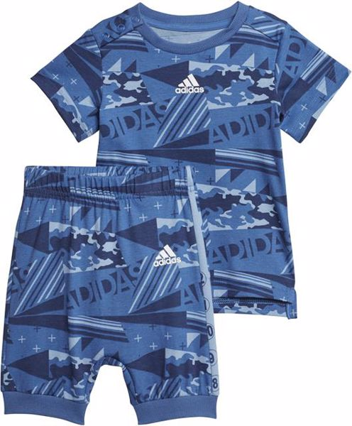 adidas CF7420 Blue 2 részes nadrágos garnitúra - Brendon - 156507