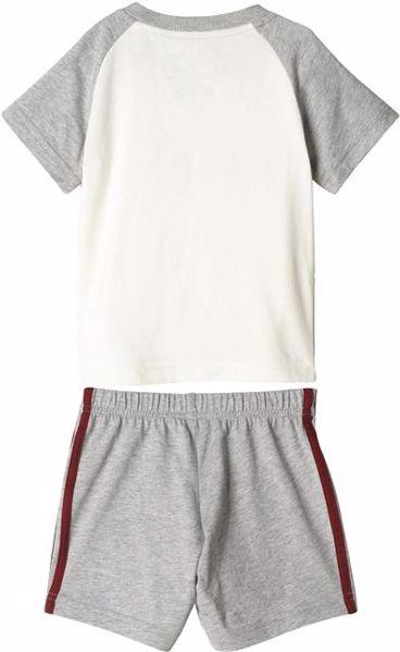 adidas BP5313 White-Grey 2 részes nadrágos garnitúra - Brendon - 157442