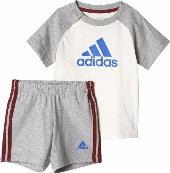 adidas BP5313 White-Grey 2 részes nadrágos garnitúra - Brendon - 157443