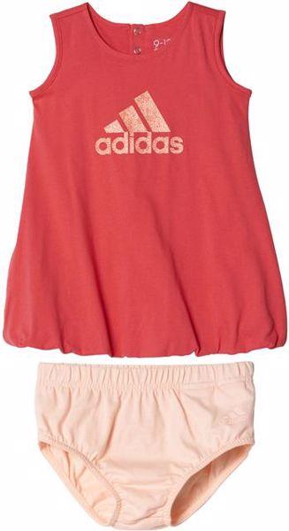 adidas BP5316 Pink-Coral nohavice- 2 dielna súprava - Brendon - 157526