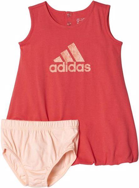 adidas BP5316 Pink-Coral nohavice- 2 dielna súprava - Brendon - 157528