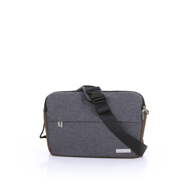 ABC Design Shoulder Bag Slide Asphalt pelenkázótáska - Brendon - 159404