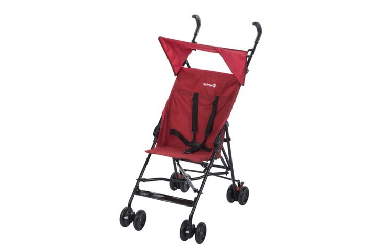 Safety 1st Pep s Buggy + Canopy Ribbon Red Chic babakocsi - Brendon -  159463 ... 23d07aa18f