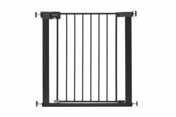 Safety 1st Easy-close Metal 73-80 cm Black biztonsági rács - Brendon - 159502