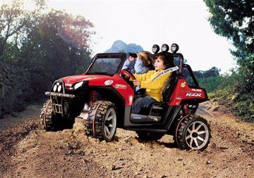 Peg Perego Polaris Ranger RZR 24V  elektromos jármű - Brendon - 159998