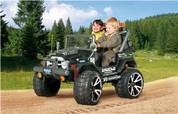 Peg Perego Gaucho Superpower 24V  elektromos jármű - Brendon - 160003