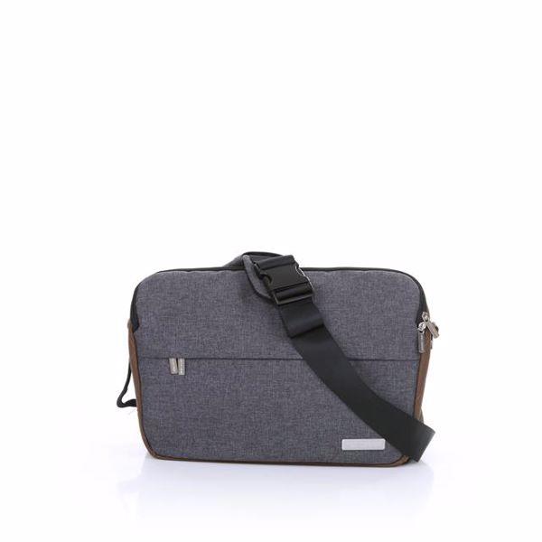 ABC Design Shoulder Bag Slide Asphalt taška na plienky - Brendon - 160404