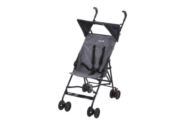 Safety 1st Pep s Buggy + Canopy Black Chic detský kočík - Brendon - 160469  ... 6c3f1a70dc