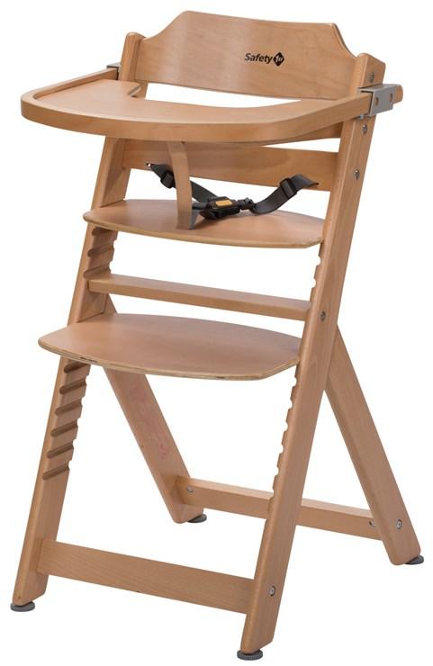 3b5ef14bfc59 Safety 1st Timba Natural wood drevená stolička na kŕmenie - Brendon -  160677 ...