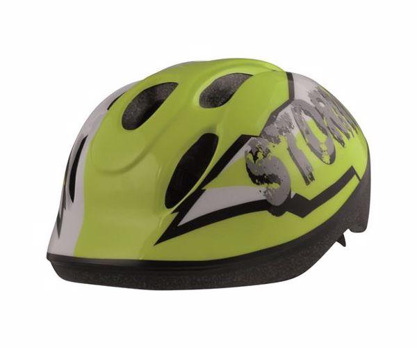 Bellelli Baby Helmet M Green Storm sisak - Brendon - 163143