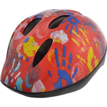 Bellelli Baby Helmet S orange palm sisak - Brendon - 163429