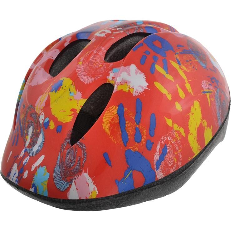 Bellelli Baby Helmet S orange palm sisak - Brendon - 163429