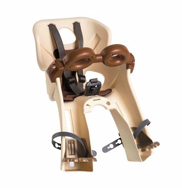 Bellelli Freccia Vintage sedadlo na bicykel dopredu - Brendon - 163930