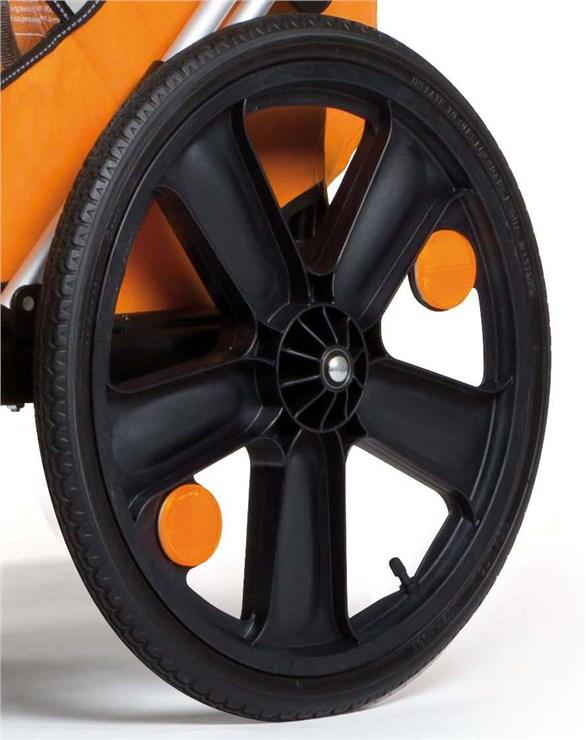 Bellelli B-Travel Orange príves na bicykel  - Brendon - 164226