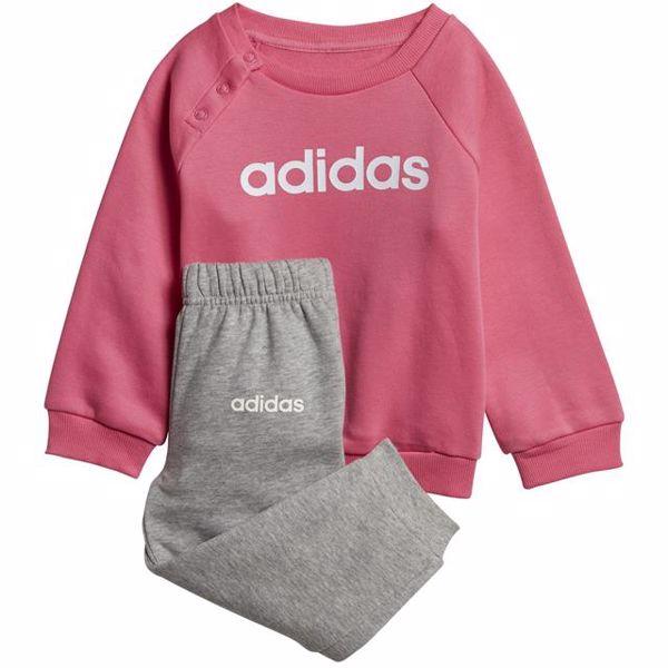 adidas DV1287 Pink-Grey jogging - Brendon - 165831