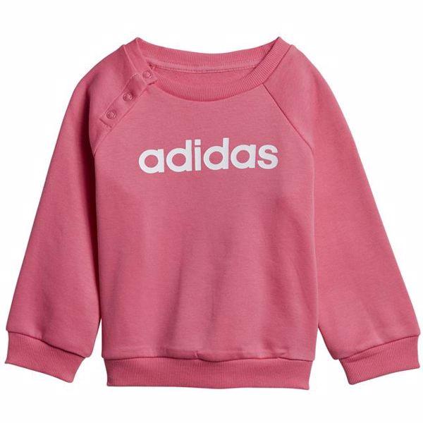 adidas DV1287 Pink-Grey jogging - Brendon - 165832