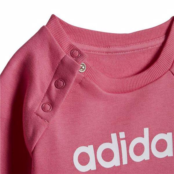 adidas DV1287 Pink-Grey jogging - Brendon - 165836