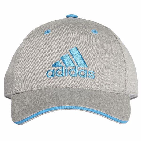 adidas DW4757 Grey-Cyan baseballová čiapka - Brendon - 165871