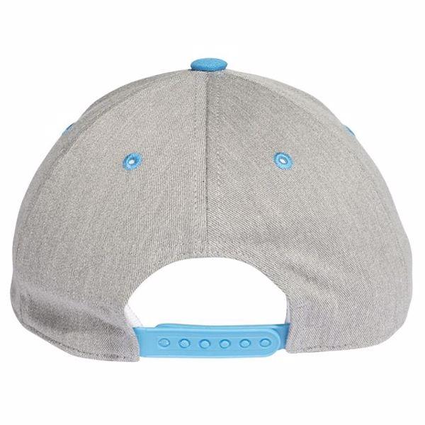 adidas DW4757 Grey-Cyan baseballová čiapka - Brendon - 165872