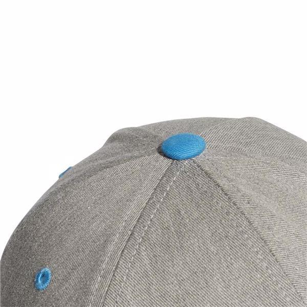 adidas DW4757 Grey-Cyan baseballová čiapka - Brendon - 165873