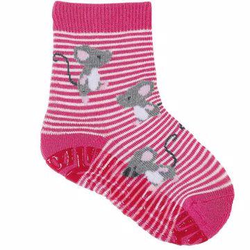 Sterntaler 8031916 745 Magenta ponožky - Brendon - 166054