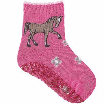 Sterntaler 8031920 779 Orchidee ponožky - Brendon - 166056
