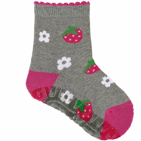 Sterntaler 8031922 542 Grey ponožky - Brendon - 166058