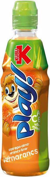 Kubu Play sárgarépa-vérnarancs-lime-alma 0,4l  ital - Brendon - 166576