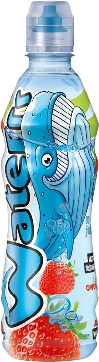 Kubu Waterrr eper 0,5l  ital - Brendon - 166581