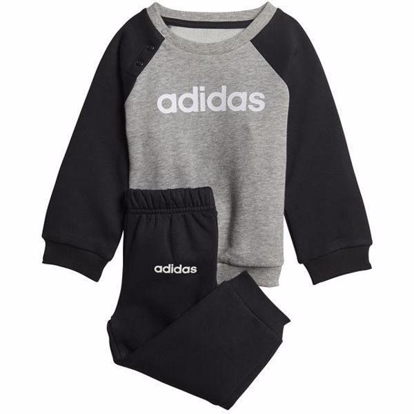 adidas DV1266 Grey-Black jogging - Brendon - 167242