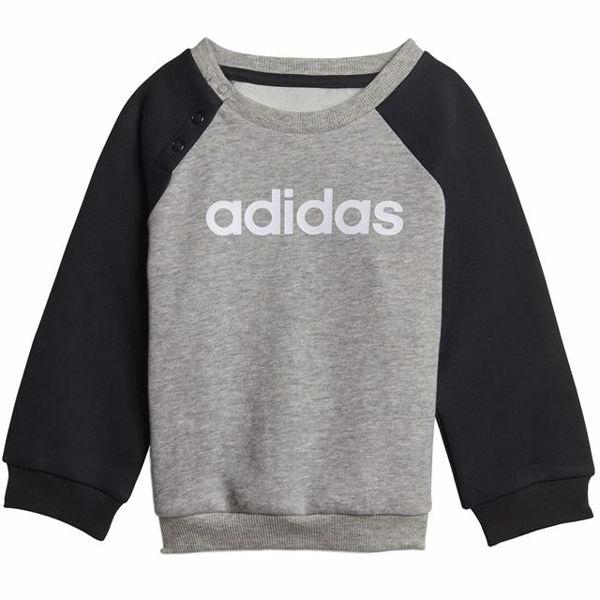 adidas DV1266 Grey-Black jogging - Brendon - 167243