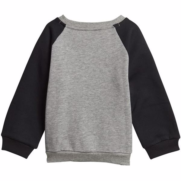 adidas DV1266 Grey-Black jogging - Brendon - 167245