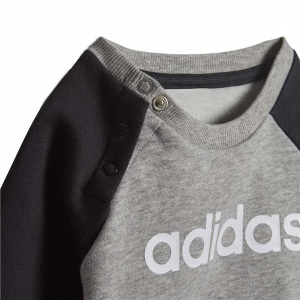 adidas DV1266 Grey-Black jogging - Brendon - 167247