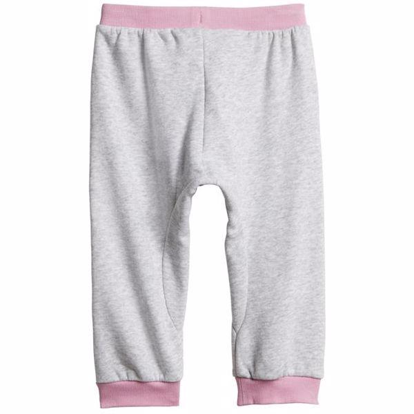 adidas DV1268 Grey-Rose joggingové nohavice - Brendon - 167252