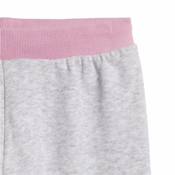 adidas DV1268 Grey-Rose joggingové nohavice - Brendon - 167254